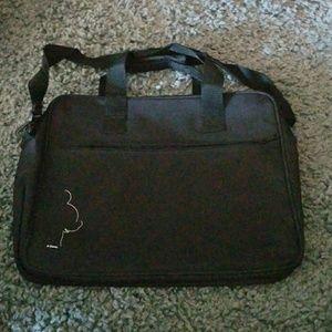 Disney laptop bag NWOT